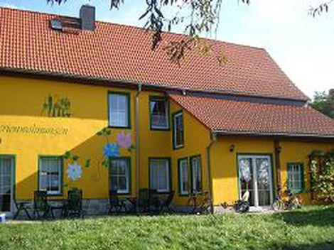 Handwerkerunterkunft in Schönburg nähe Merseburg