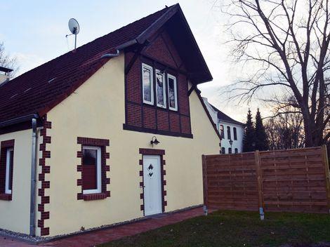 Baustellenunterkunft in Steinhausen nähe Wismar