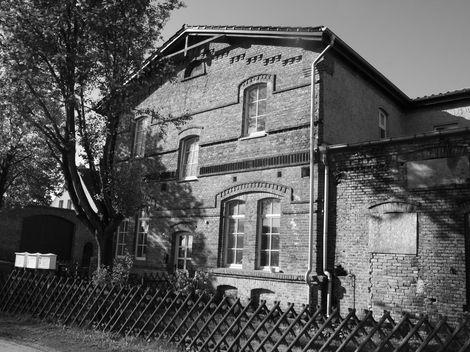 Arbeiterzimmer in Beelitz nähe Potsdam