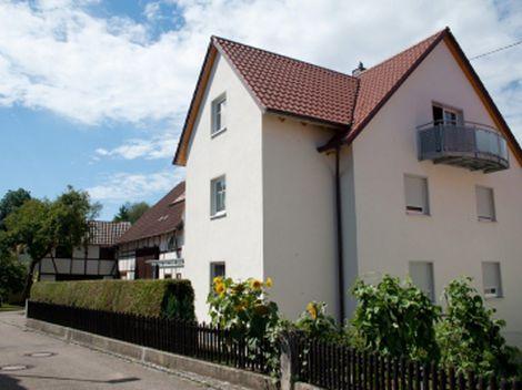 Arbeiterunterkunft in Kötz nähe Neu-Ulm