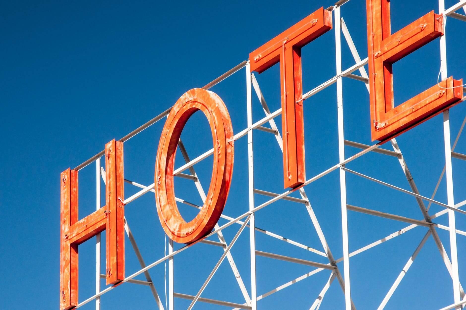 baner hotelowy
